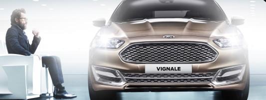 Ford Mondeo Vignale Concept auf der IAA 2013