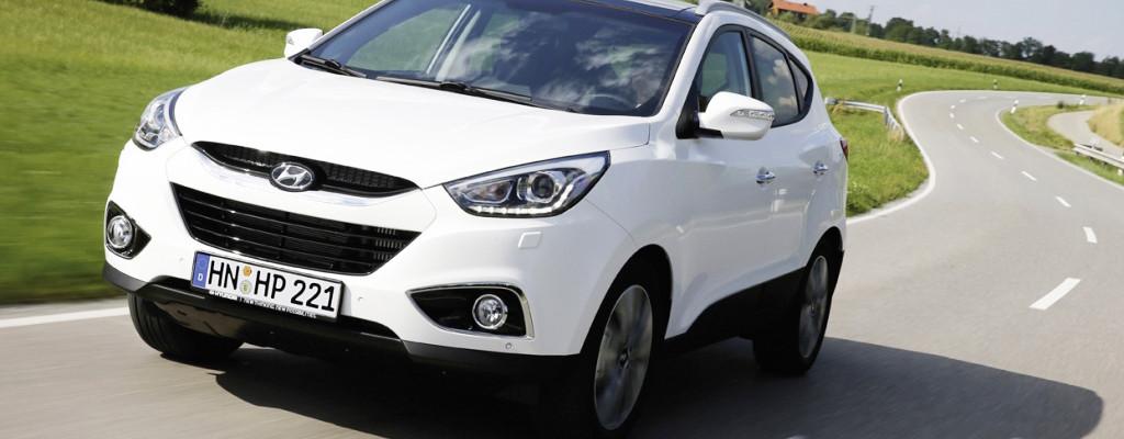 Hyundai ix35 Facelift: IAA 2013