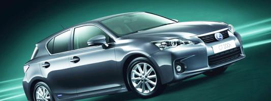 Lexus Selection CT 200h: Sondermodell mit Sitzheizung