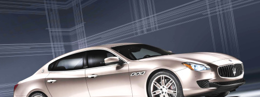 Maserati Quattroporte Ermenegildo Zegna: limitiertes Sondermodell auf der IAA 2013