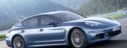 Porsche Panamera Diesel: neuer 300 PS-Motor zur IAA 2013