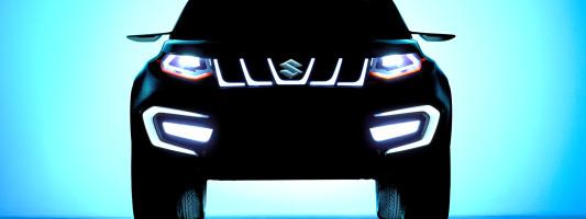 Suzuki Concept Car iV-4: Weltpremiere auf der IAA 2013