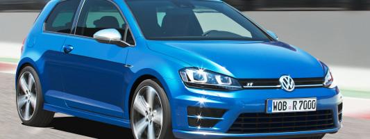 neuer VW Golf R: Weltpremiere auf der IAA 2013