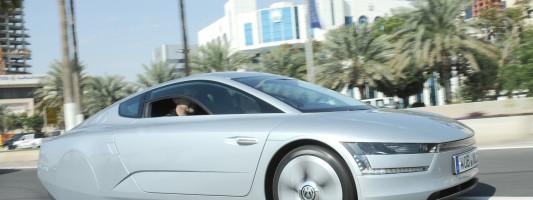 VW XL1: sparsamstes Serienauto der Welt