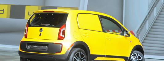 VW e-load up! auf der IAA 2013
