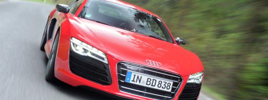 neuer Audi R8: kein Turbo für den Sportwagen