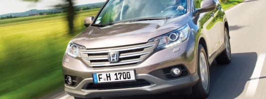 neuer Honda CR-V 1.6 i-DTEC