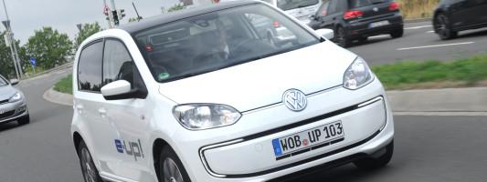 neuer VW e-up! auf der IAA 2013