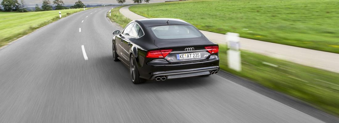 neue Abt-Sportauspuffanlagen für Audi RS3, RS4, RS5, S5, S6, RS6, S7, RS7 und S8