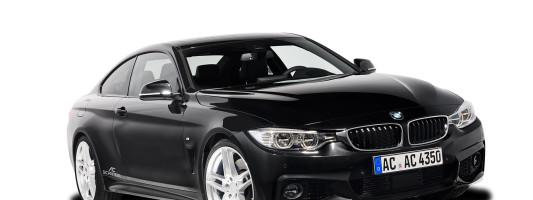 BMW 4er: Coupé-Tuning von AC Schnitzer