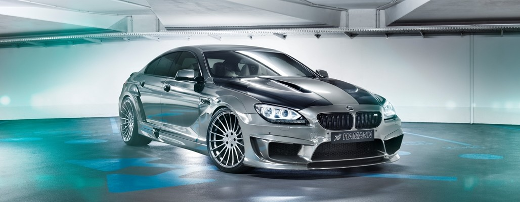 Hamann Mirror GC: BMW M6 Gran Coupé Tuning
