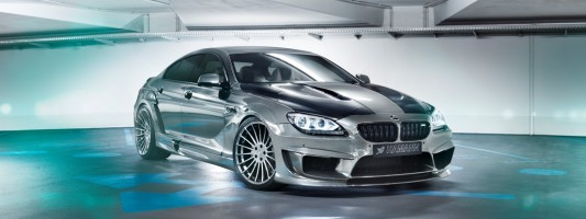 Hamann Mirror GC: BMW M6 Gran Coupé Tuning