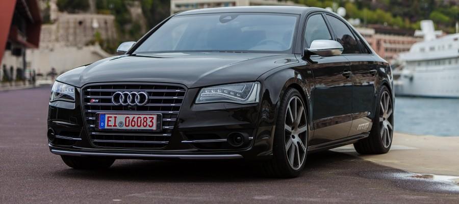 MTM S8 Biturbo: Audi S8 Tuning