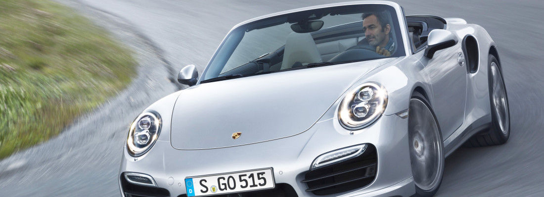 Porsche 911 Turbo und Turbo S: Cabrio-Versionen auf der L.A. Autoshow 2013