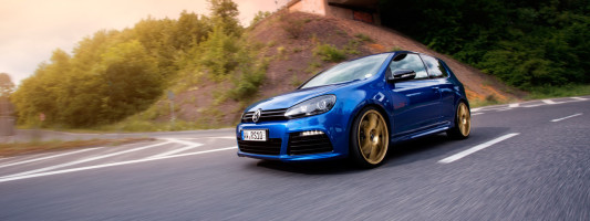 Volkswagen Golf 6 R: Tuning von Alpha-N Performance