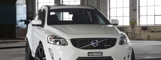 Volvo XC60: Tuning von Heico Sportiv