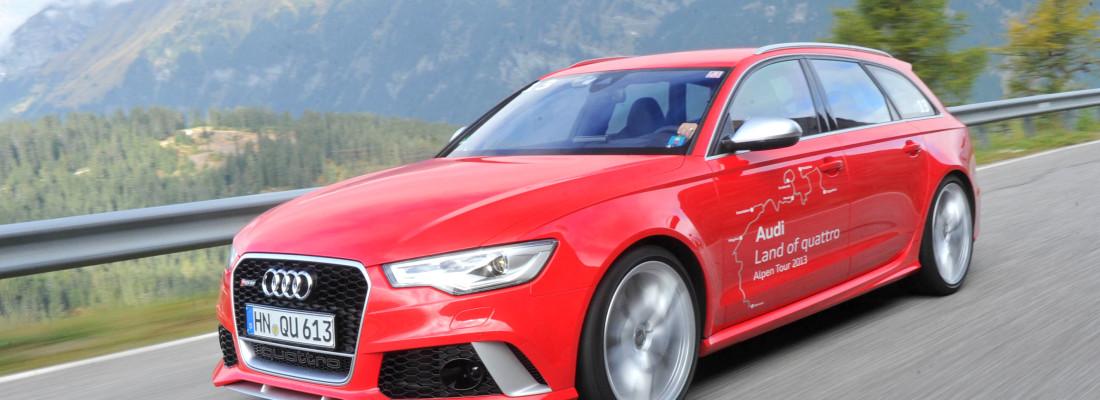 neuer Audi RS6 Avant