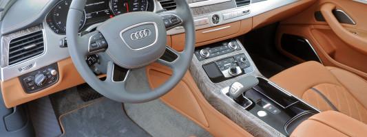 Audi A8 exclusive concept: Luxus-Kleinserie