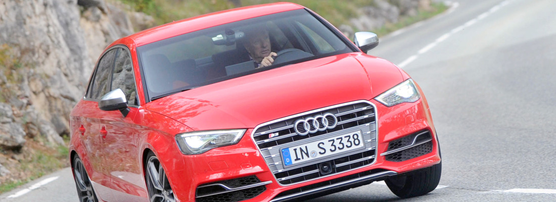 Audi S3 Limousine: sportlich und alltagstauglich zugleich