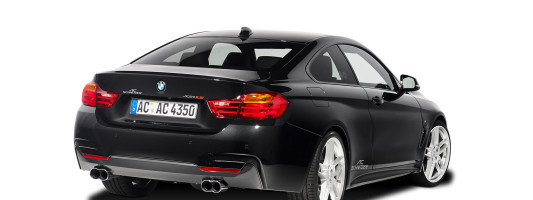 BMW 4er Coupe: Tuning der Königsklasse von AC Schnitzer