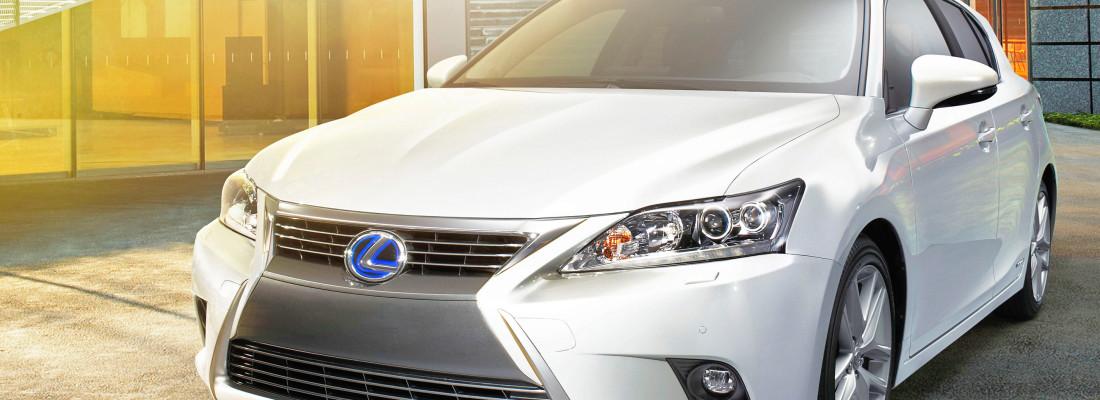 Lexus CT 200h Facelift: Weltpremiere auf der Guangzhou Motor Show