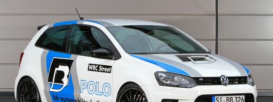 VW Polo R WRC Street: Tuning von B&B Automobiltechnik