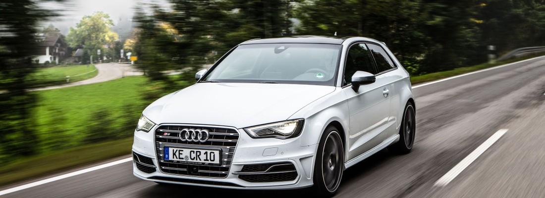 neuer Abt S3: Audi S3 Tuning von Abt Sportsline