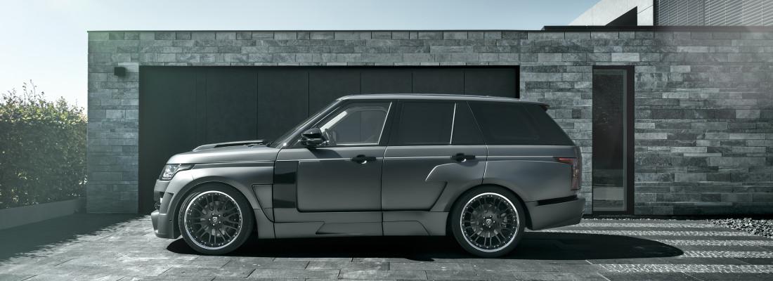 Hamann Mystére: Tuning für Range Rover von Hamann Motorsport