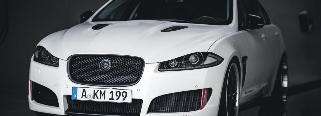 Jaguar XF 3.0 Diesel S Biturbo: Tuning von 2M-Designs