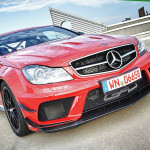 Mercedes C63 AMG Black Series mit 850 PS: Tuning von GAD Motors