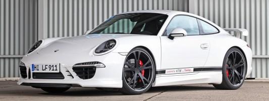 Porsche 911 Carrera S von KTW Tuning