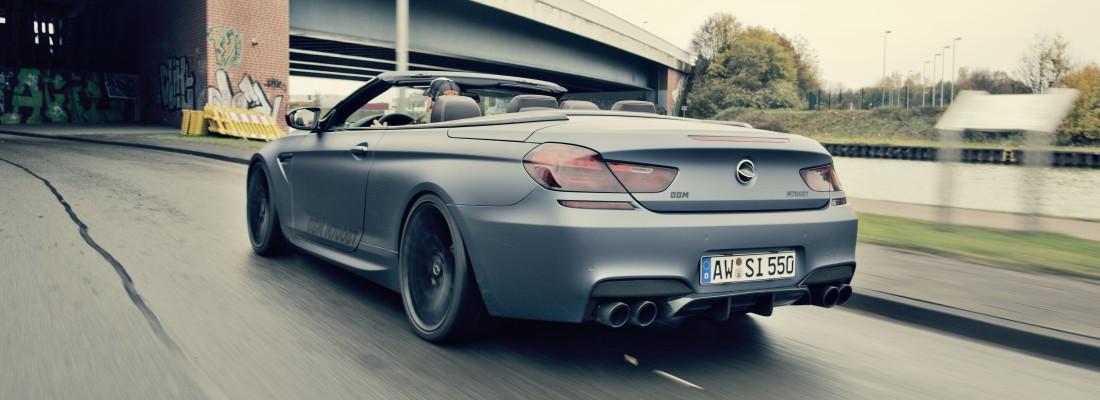 neuer BMW M6 M700BT: Tuning von BBM Motorsport