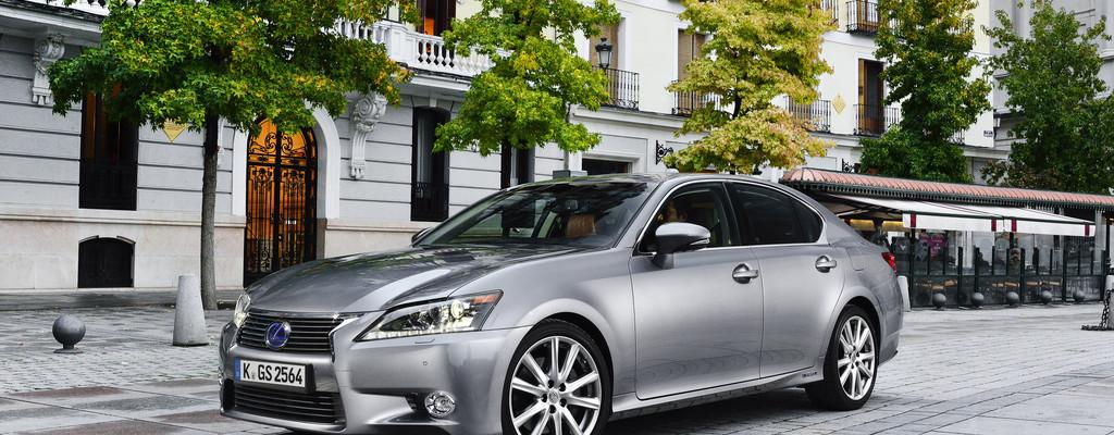 neuer Lexus GS 300h