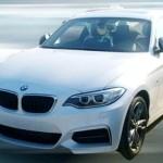 BMW M235i: Premiere in Detroit und Peking