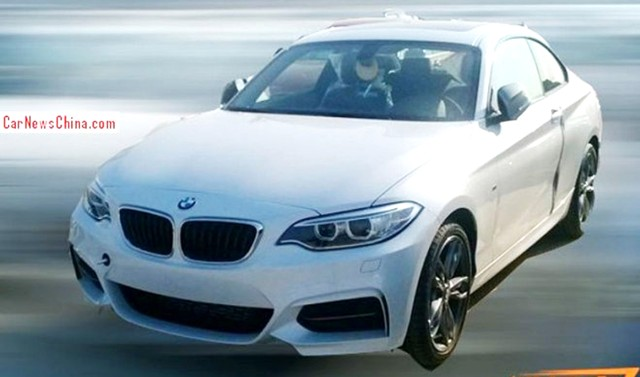 BMW M235i: Premiere in Detroit und Peking