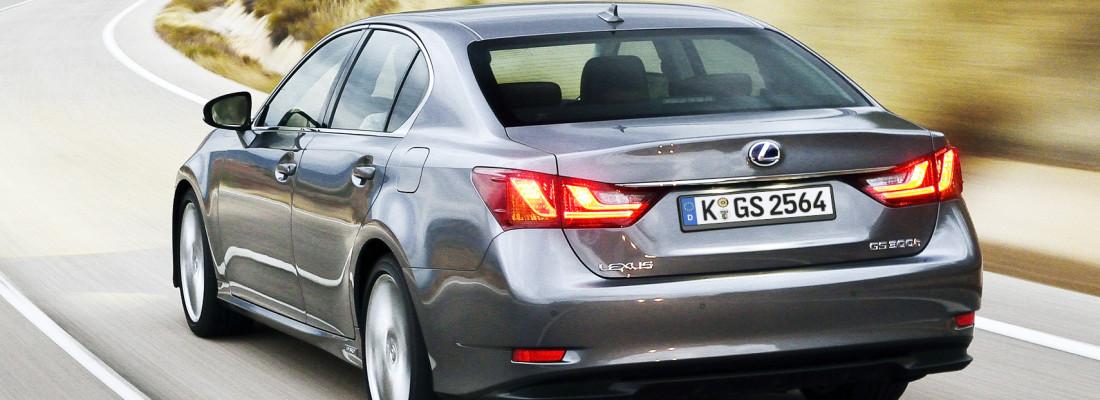 Lexus GS 300h Business Edition: Sondermodell für Gewerbekunden