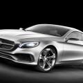 Mercedes Concept S-Class Coupé auf der CES in Las Vegas