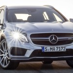 neuer Mercedes-Benz GLA 45 AMG